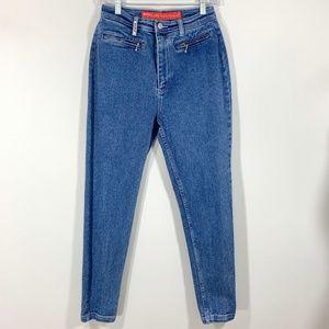 Vintage 80s Revolt Jeans skinny fit high waist